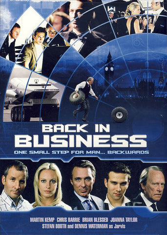 Back in Business DVD Movie