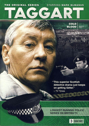Taggart - Cold Blood Set (Boxset) DVD Movie