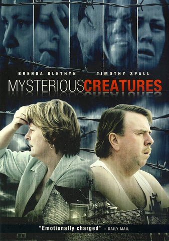Mysterious Creatures DVD Movie