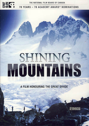 Shining Mountains DVD Movie