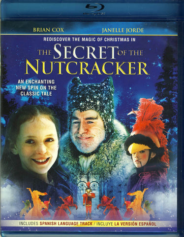 The Secret of the Nutcracker (Blu-ray) BLU-RAY Movie