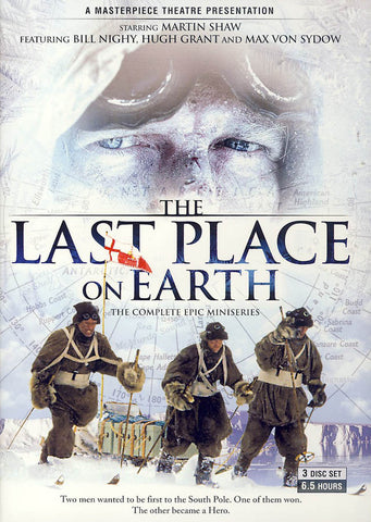 The Last Place on Earth - The Complete Epic Miniseries (Boxset) DVD Movie
