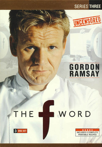 The F Word - Series Three (3) (Boxset) DVD Movie