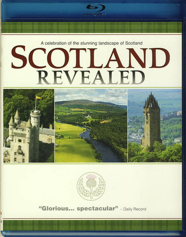 Scotland Revealed (Blu-ray) BLU-RAY Movie