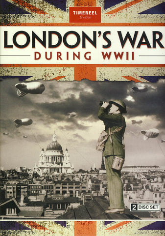 London's War During Wwii (Boxset) DVD Movie