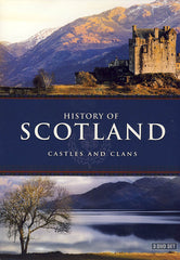 History of Scotland - Castles and Clans (Boxset)