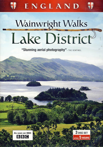 Wainwright Walks - Lake District (Boxset) DVD Movie