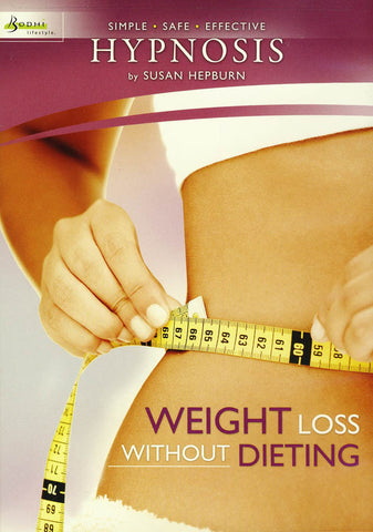 Hypnosis - Weight Loss Without Dieting DVD Movie