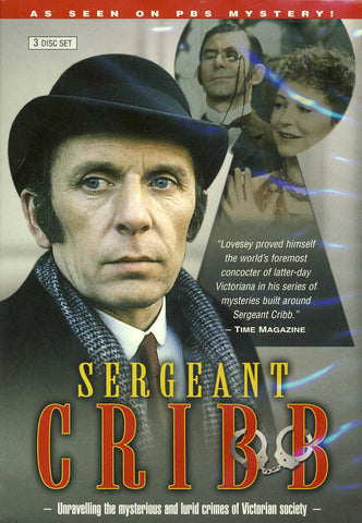 Sergeant Cribb - The Horizontal Witness (Boxset) DVD Movie
