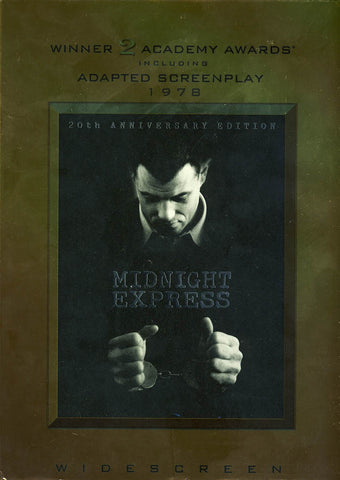 Midnight Express (20th Anniversary Edition) (Slipcover) DVD Movie