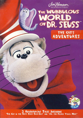 The Wubbulous World of Dr. Seuss: The Cats Adventures DVD Movie