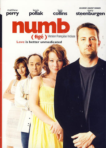 Numb (Bilingual) DVD Movie