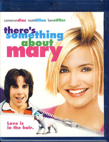 There's Something About Mary (Blu-ray) BLU-RAY Movie