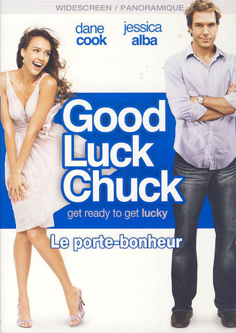 Good Luck Chuck (Bilingual) DVD Movie