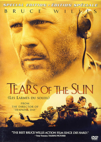 Tears of the Sun (Special Edition)(Bilingual) DVD Movie