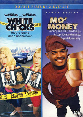 White Chicks/Mo' Money (Double Feature) DVD Movie