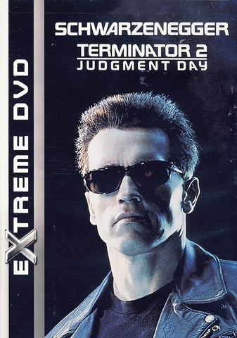 Terminator 2: Judgment Day (2-Disc Extreme Edition) DVD Movie
