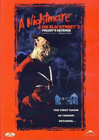 A Nightmare on Elm Street 2: Freddy's Revenge (Bilingual) DVD Movie