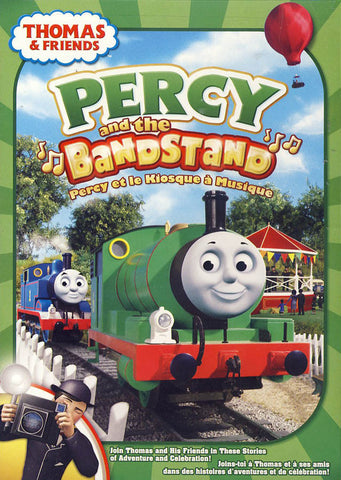 Thomas & Friends: Percy and the Bandstand (Bilingual) DVD Movie