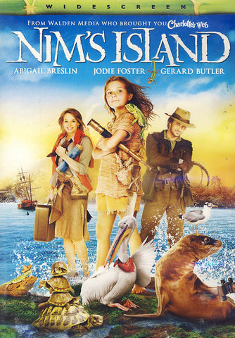 Nim's Island (Widescreen Edition) DVD Movie