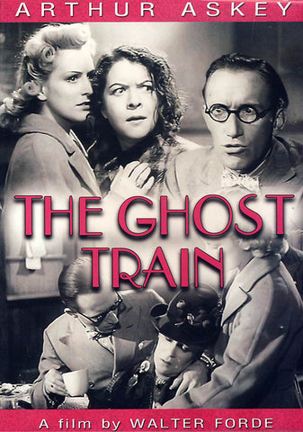 Ghost Train DVD Movie