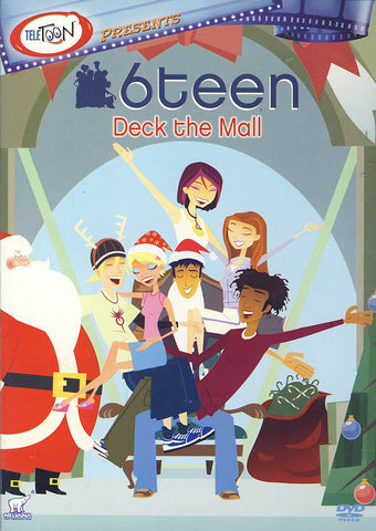6Teen: Deck The Mall DVD Movie