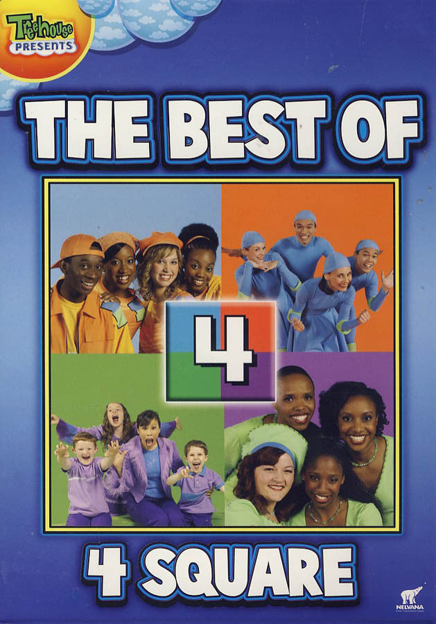 The Best Of 4 Square On Dvd Movie