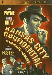 Kansas City Confidential (Film Noir) (Bilingual)