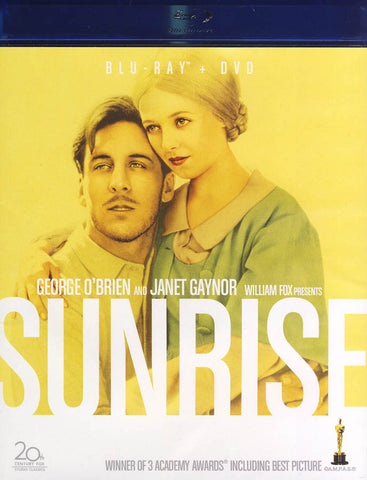 Sunrise (Blu-ray+DVD)(Blu-ray) BLU-RAY Movie