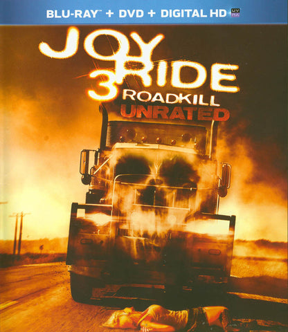 Joy Ride 3: Roadkill (Blu-ray+DVD)(Blu-ray) BLU-RAY Movie