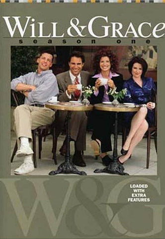Will and Grace - Season One (Boxset) DVD Movie