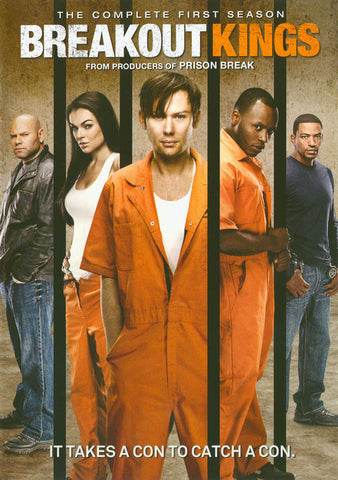 Breakout Kings: Season 1 DVD Movie