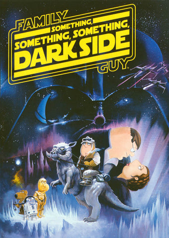 Family Guy: Something, Something, Something, Darkside DVD Movie