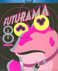 Futurama Volume 8 (Blu-ray)