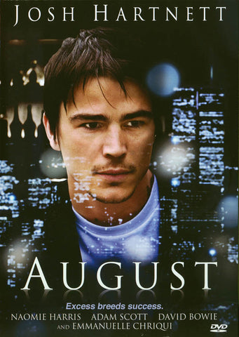 August DVD Movie