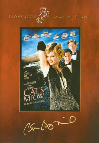 The Cat's Meow DVD Movie