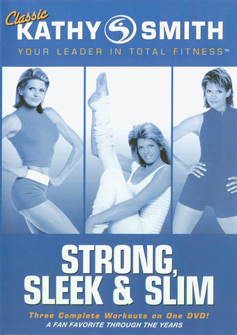 Kathy Smith - Strong, Sleek And Slim Workout (Morning Star) DVD Movie