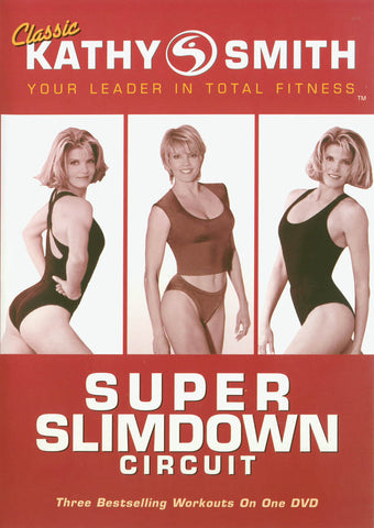 Kathy Smith - Super Slimdown Circuit (Morning Star) DVD Movie