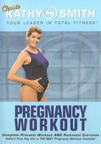 Kathy Smith - Pregnancy Workout (Morning Star) DVD Movie
