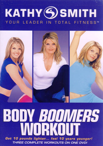 Kathy Smith - Body Boomers Workout (Morning Star) DVD Movie