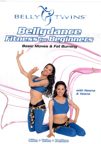 Bellydance Fitness for Beginners - Basic Moves and Fat Burning DVD Movie