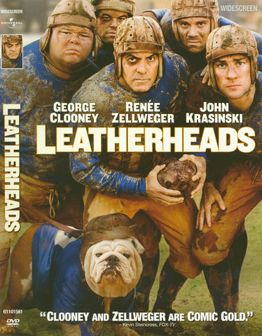 Leatherheads (Widescreen) DVD Movie