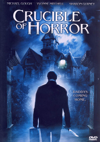 Crucible of Horror DVD Movie