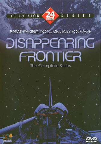 Disappearing Frontier - The Complete Series (Boxset) DVD Movie