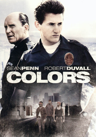 Colors (MGM) DVD Movie