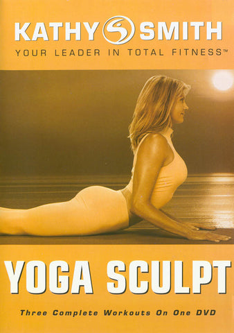 Kathy Smith - Yoga Sculpt (Morningstar) DVD Movie
