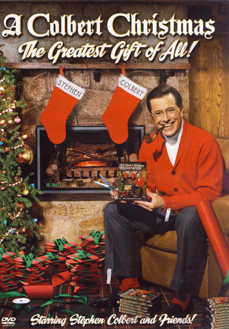 A Colbert Christmas - The Greatest Gift of All! DVD Movie