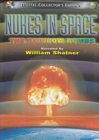 Nukes in Space - Rainbow Bombs Digital Collector's Edition) DVD Movie