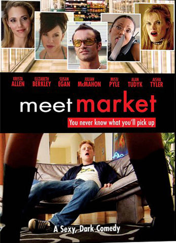 Meet Market DVD Movie