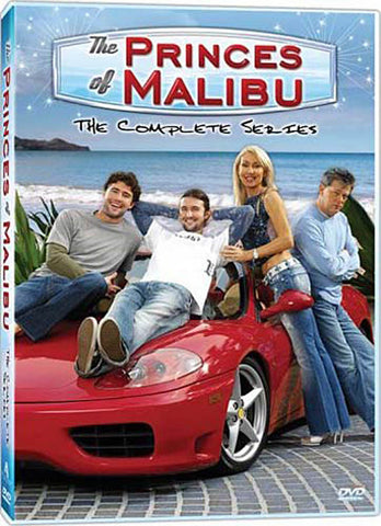 The Princes of Malibu - The Complete Series DVD Movie
